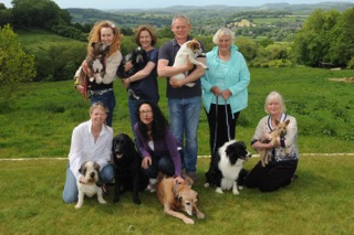 dogs, people, committee, charity, Buckham Fair.,sea view