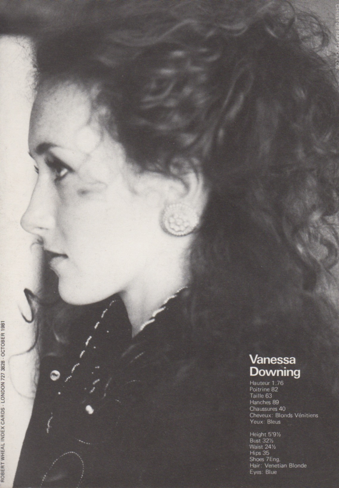 Watch Vanessa Downing video