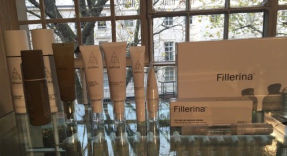 Filerina, skin care, moisturiser, M&S, beauty products