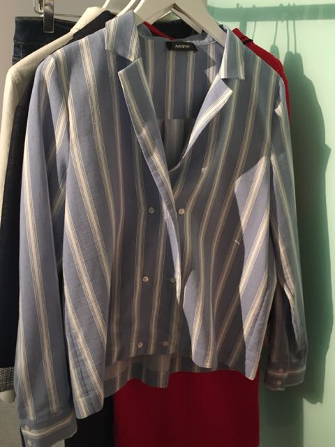 pyjama, shirt, striped shirt, long sleeved shirt