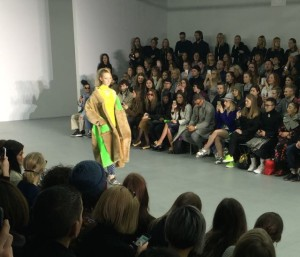 Fyodor Golan, press shows, models, catwalk, fashion editors, audience, photographers, www.themodeledit.com, Vanessa Voegele-Downing