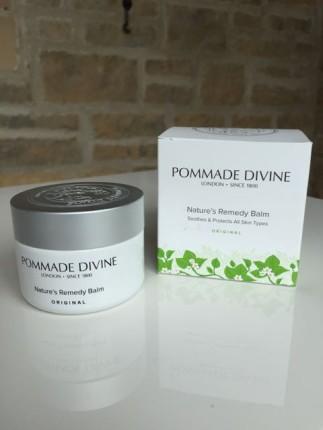 Pommade Divine, skincare, skin balm, lipbalm