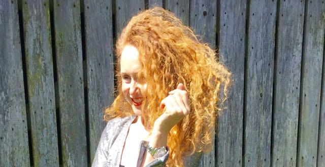 Mrs V, Vanessa Voegele-Downing, red hair, redhead, venetian blond, pre raphaelite,