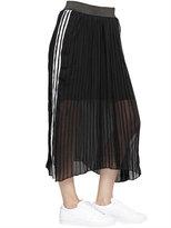 Adidas skirt, pleated skirt, Adidas, Athleisure