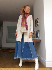 jeans-kettlewell-cardi-wallace-sewll-scarf-zara-denim-culottes-1