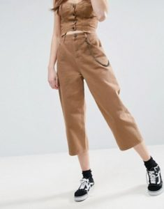 Beige Denim, ASOS Denim, denim trousers, denim corset