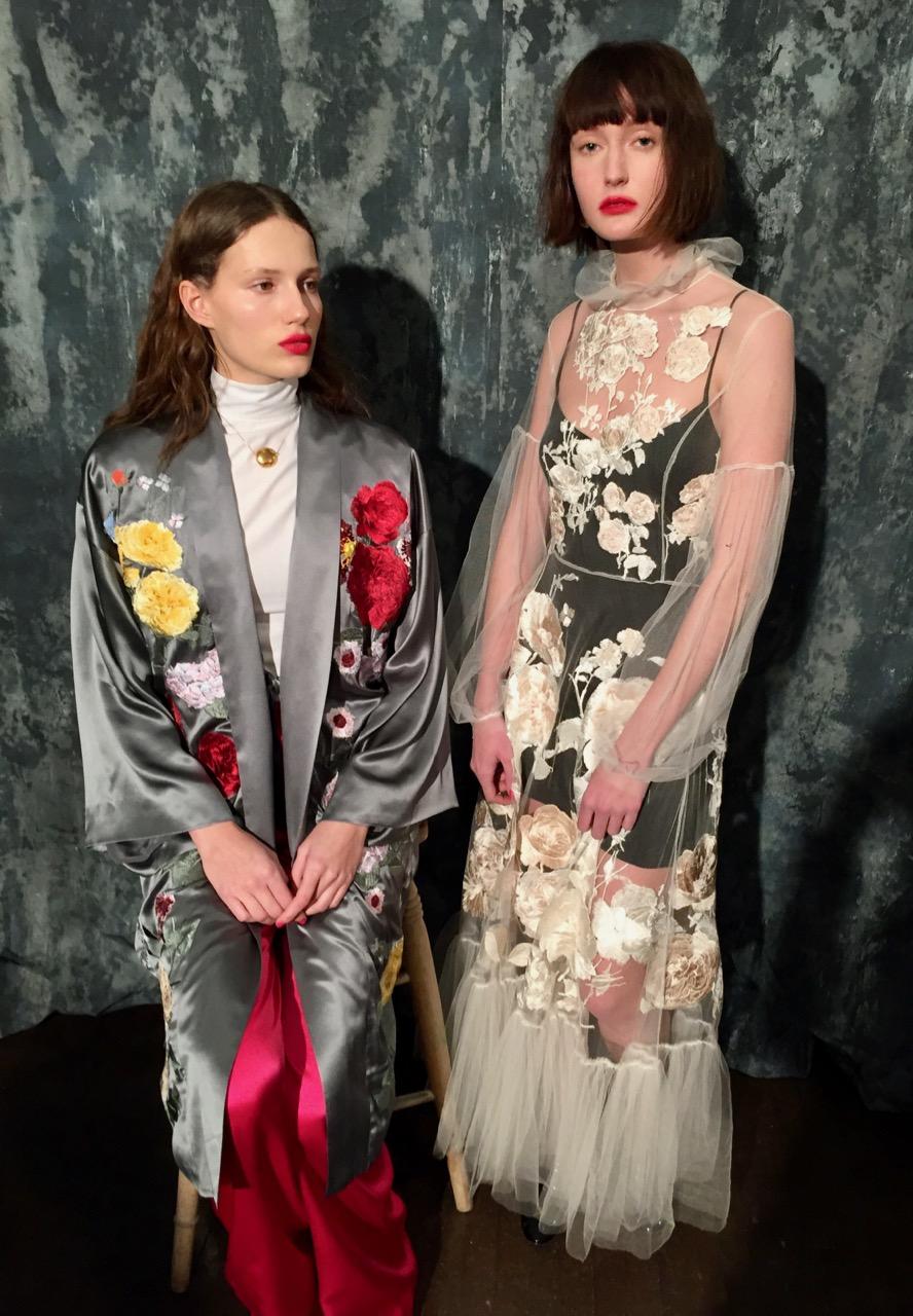 Alice Archer, British Designer, Alice Archer Kimono