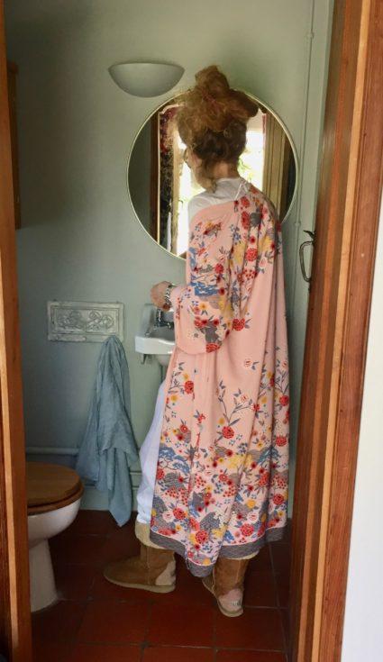 New Look S/S 2017, Kimono