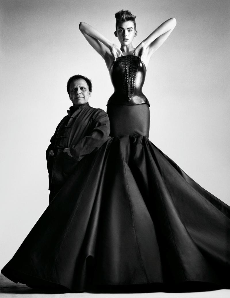 Azzedine Alaia, body con, sexy dresses, womenswear designer, couturier, moroccan designer, Paris