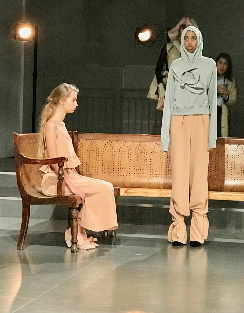 Edeline Lee, Womenswear, Hijab athleisure